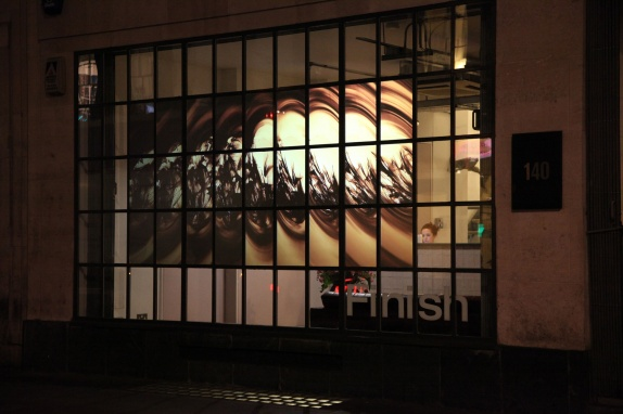 Finish News - Doug Foster Installation 01 News